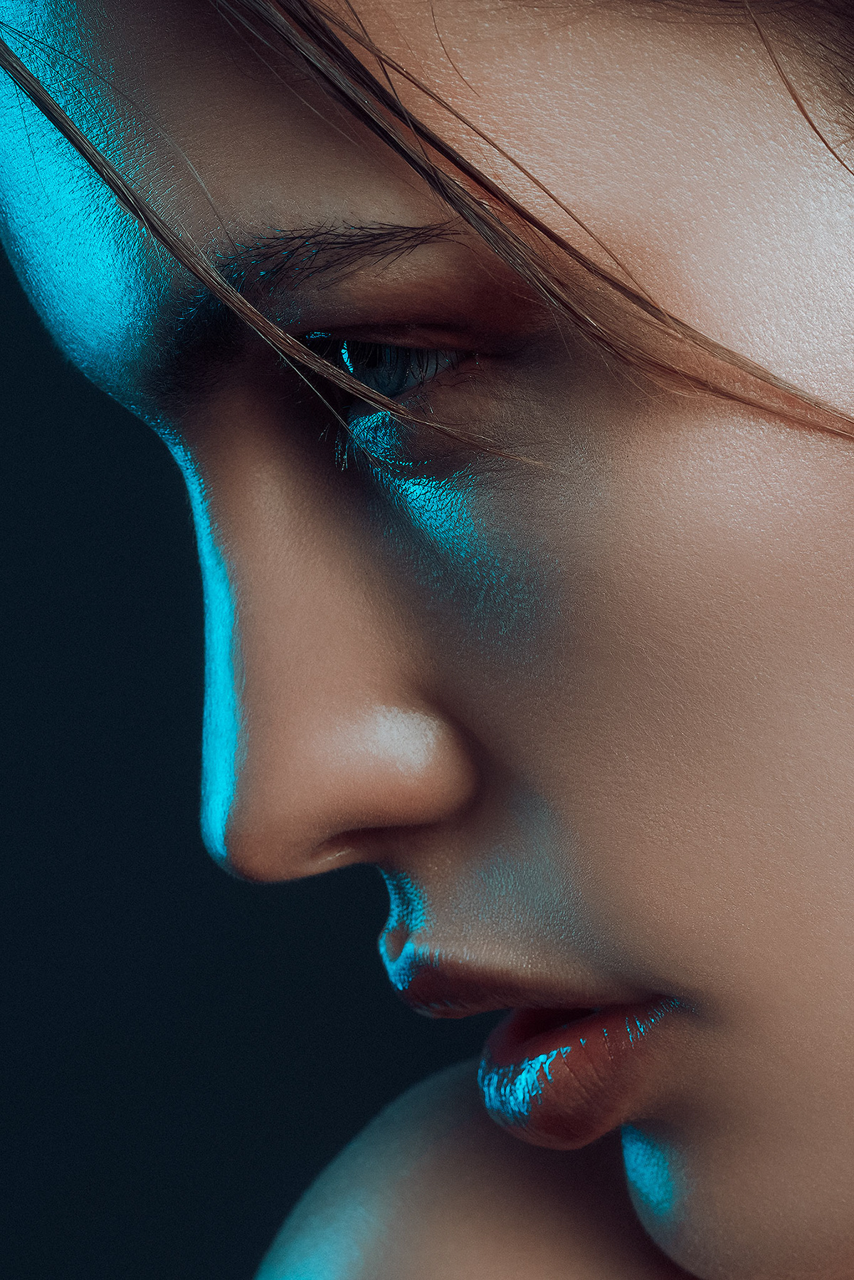 Image may contain: eyes, face and eyelash