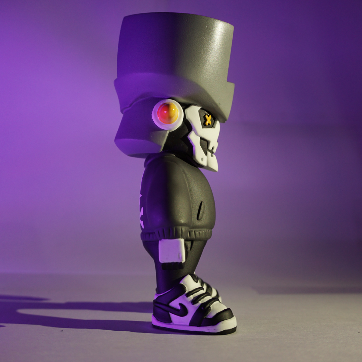 art toys deathzinger MazingerZ mecha PopCulture subjektzero urbantoys