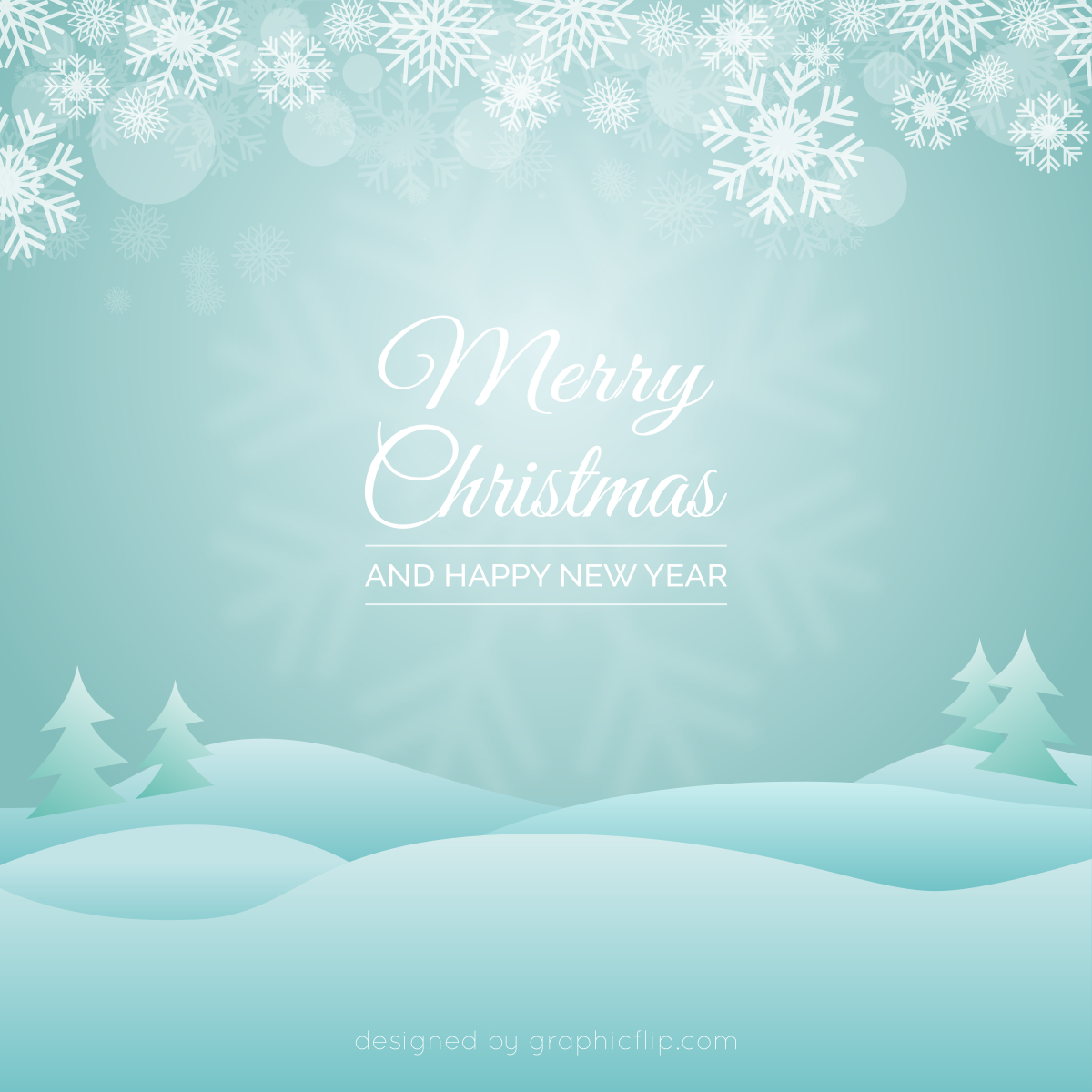 Free christmas new year greeting vector pngsvg on behance kristyandbryce Image collections