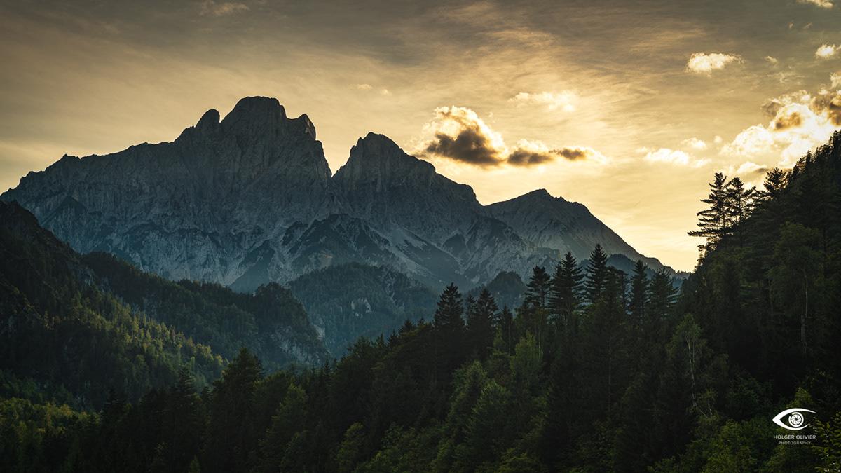 Admonter Reichenstein Gruppe | Gesäuse Nationalpark | HolgerOlivier Landscape & Travel Photography