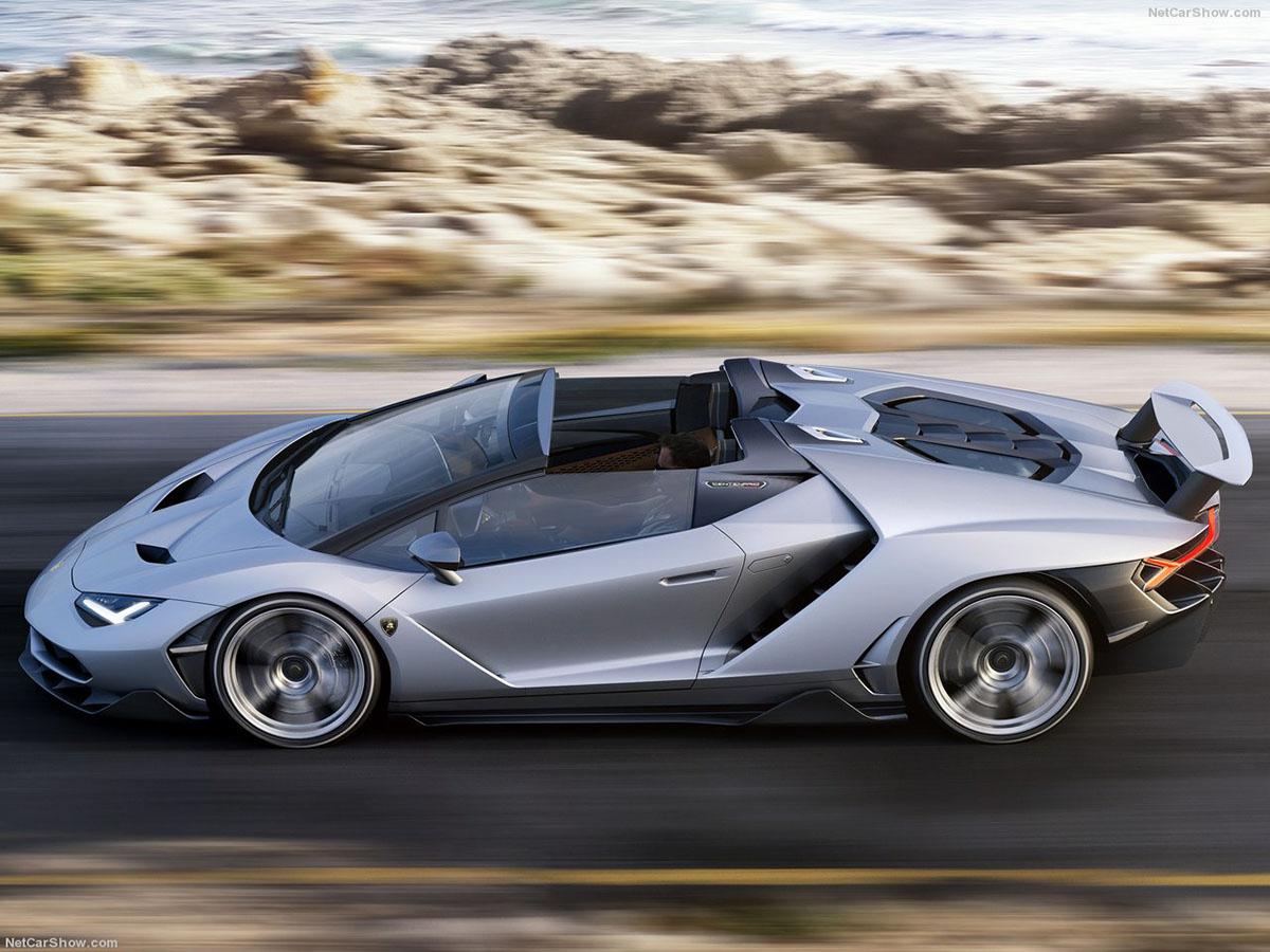 Lamborghini Centenario Roadster (2017) on Behance