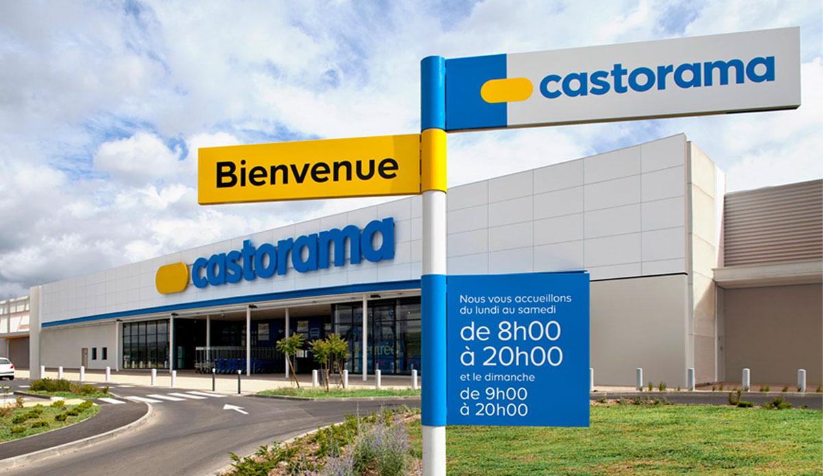 castorama store design on behance. Black Bedroom Furniture Sets. Home Design Ideas