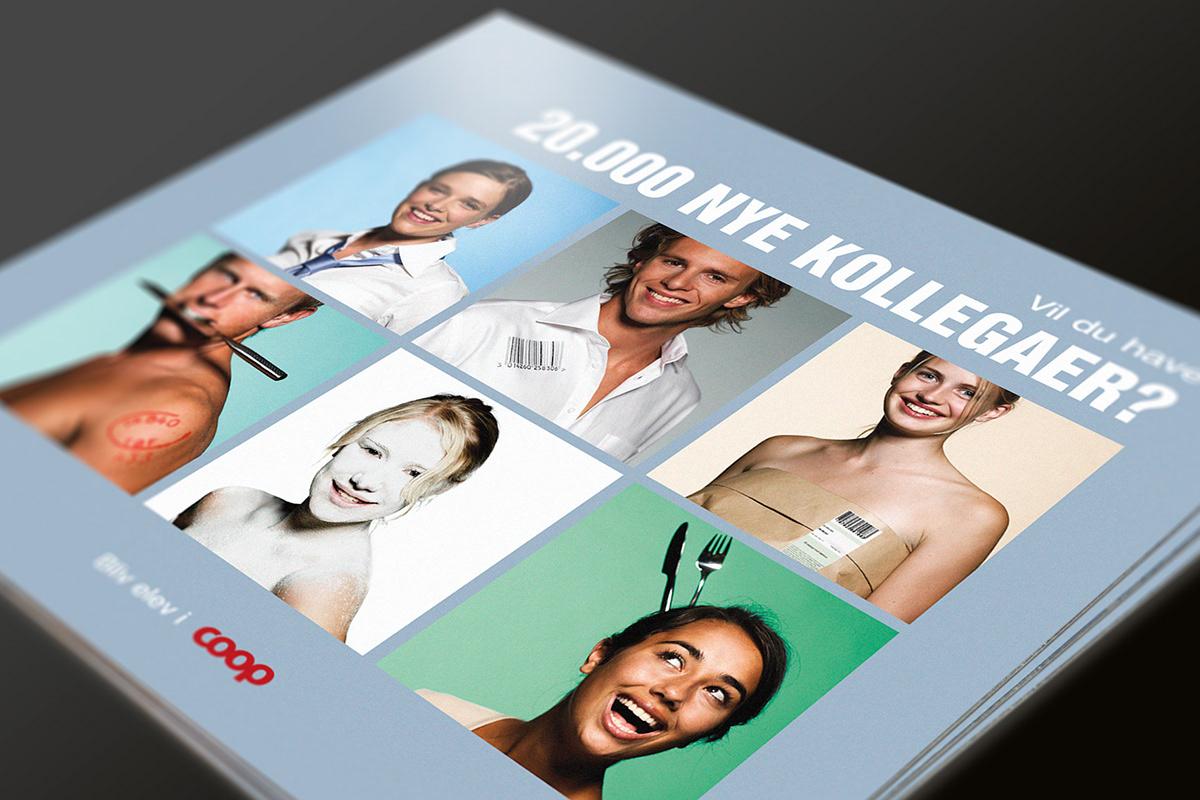 branding  campaign concept graphic design