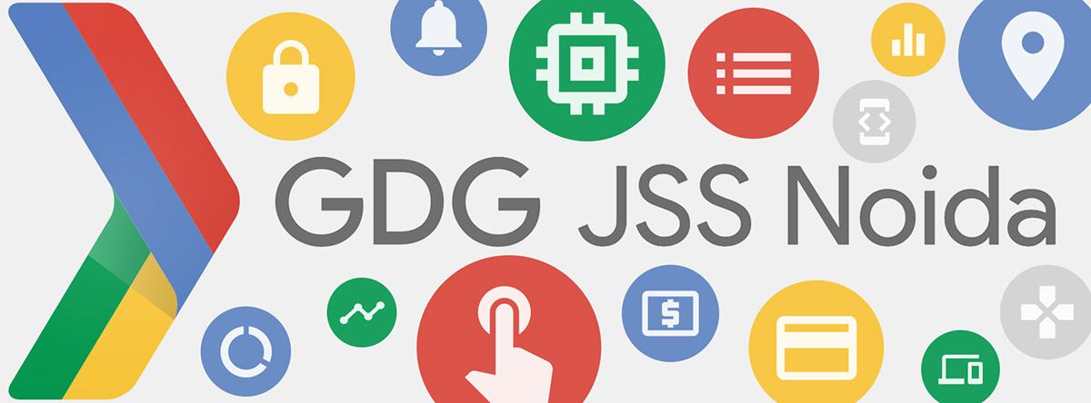 poster logo GDG ncs JSS