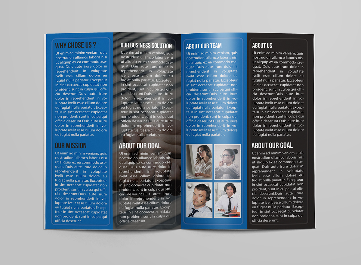 nice awesome cool creative business brochure tempalte psd file LATEST corporate personal Brochure Template free download brochure template psd file