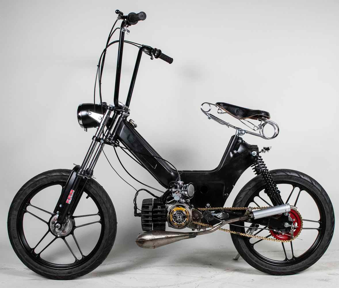 Puch Maxi Chopper Metra HPI on Behance