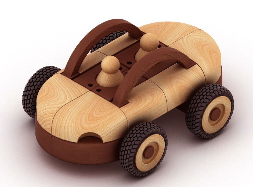 Wodden Toys 3