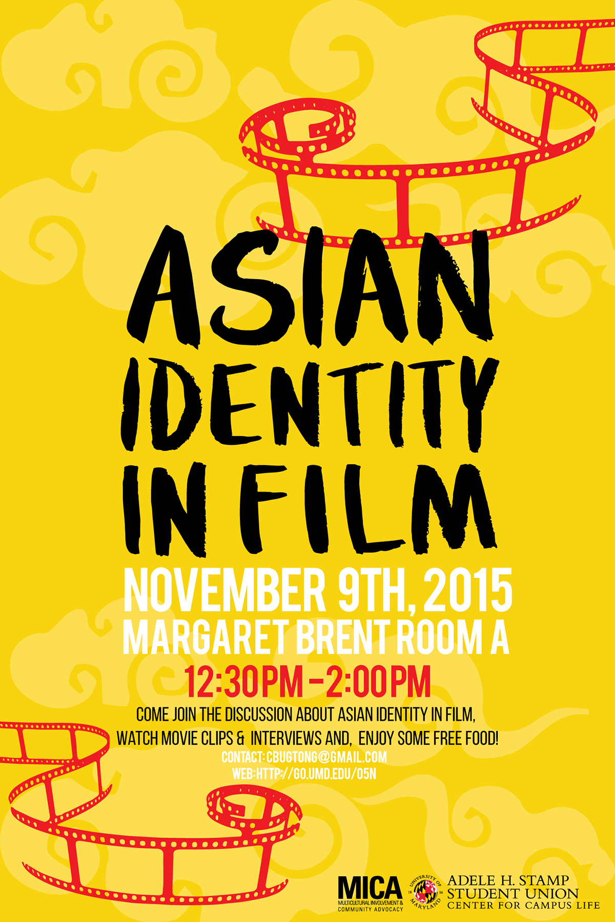 Asian Identity in Film Poster on Behance