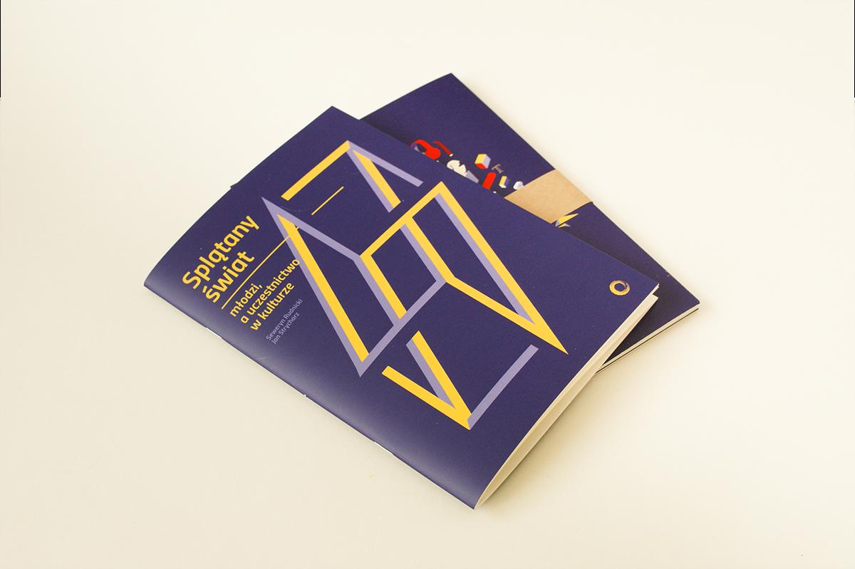 culture book Young geometry digital art