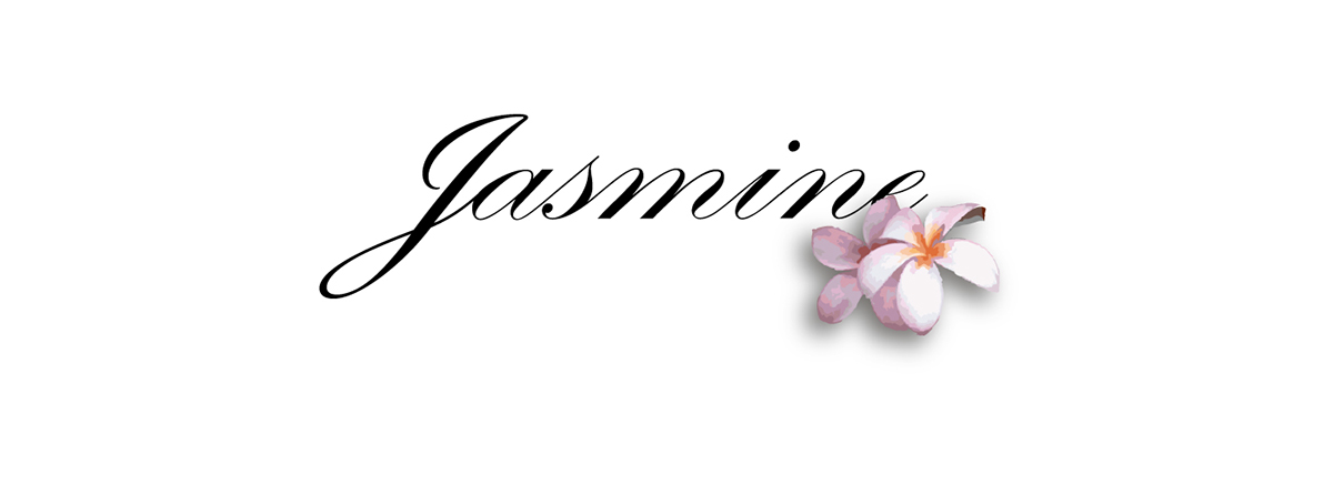 jasmine illustration logos on pantone canvas gallery