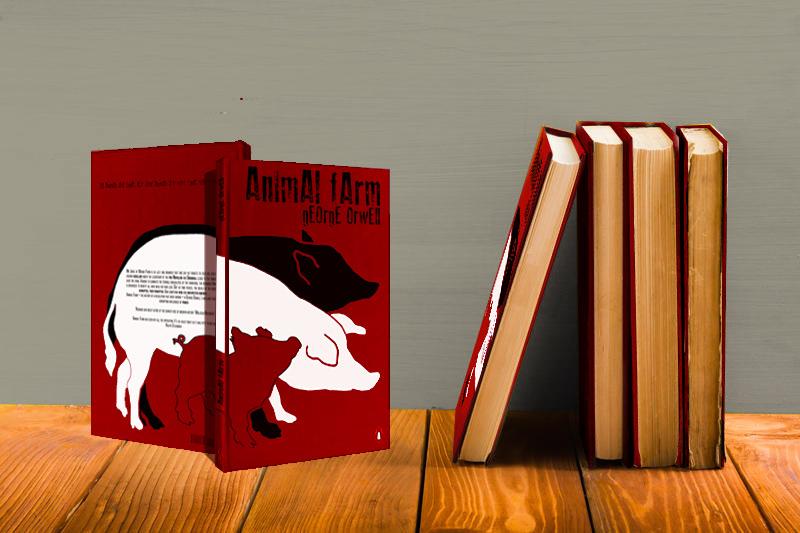 Animal Farm Penguin Fiction Book Competition 2018 On Behance