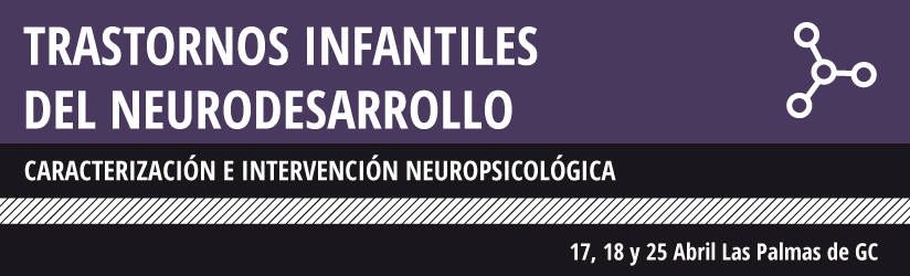 graphic design  poster tenerife banner canarias neuropsychology