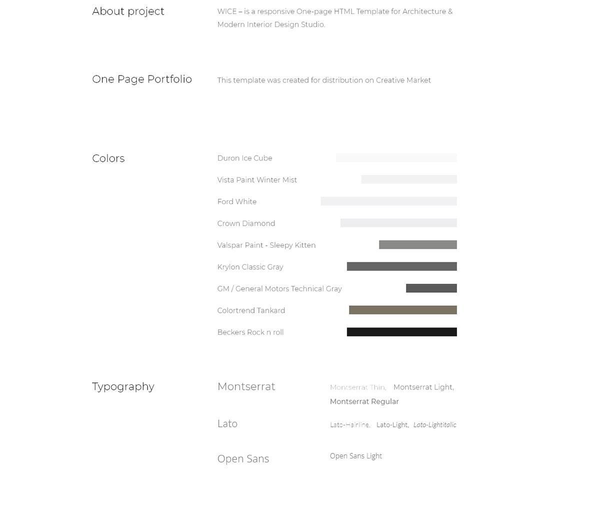 design Style modern portfolio html5 css3 bootstrap4 jquery javascrypt Responsive
