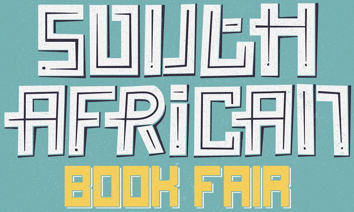 poster,design,boof fair,south african,ILLUSTRATION