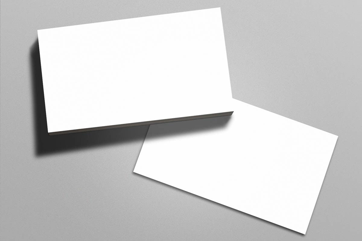 Business card mock up bundle vol 1 on behance colourmoves Images