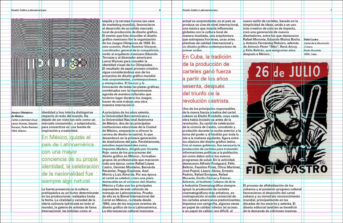 Diseño Gráfico Latinoamericano On Behance