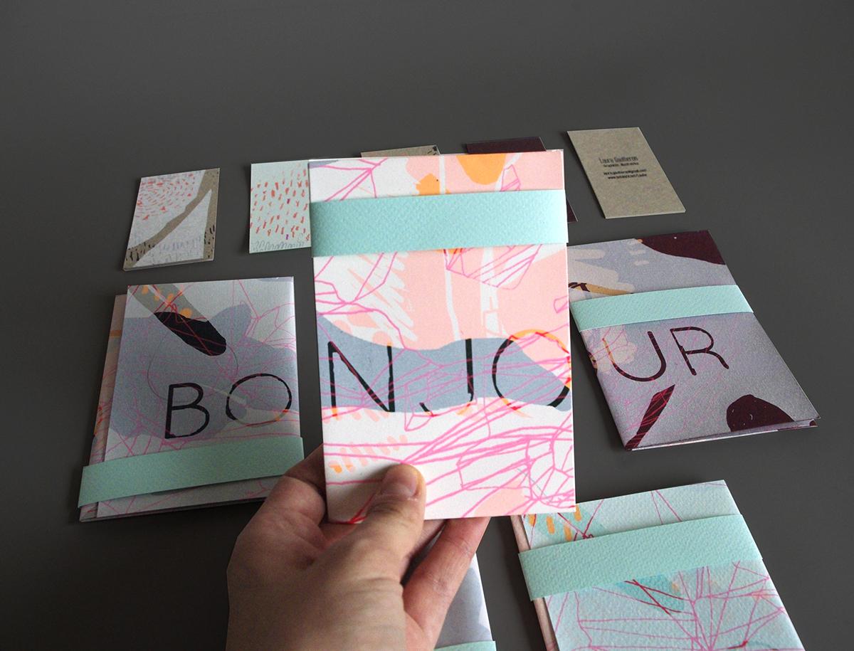 Serigraphie Cartes De Visite