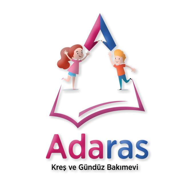 adaras logo nursery nursery logo