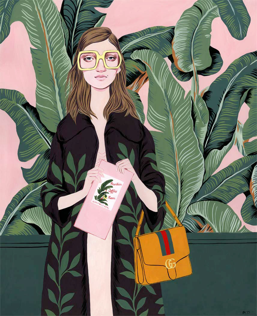 Bijou Karman |Fashion/Illustration