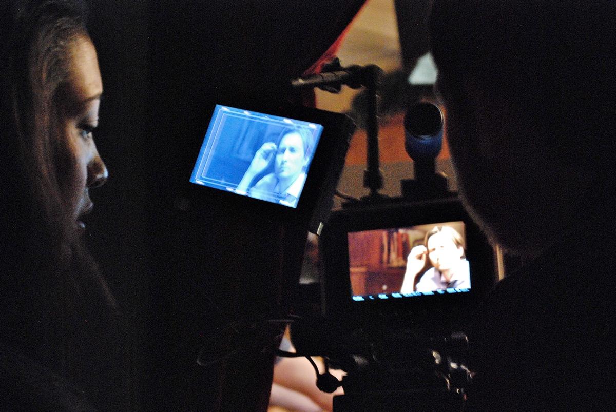 filmmaking on set documentation