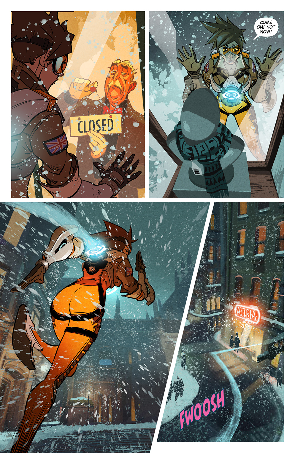Image of: Masquerade Behance Overwatch Reflections On Behance