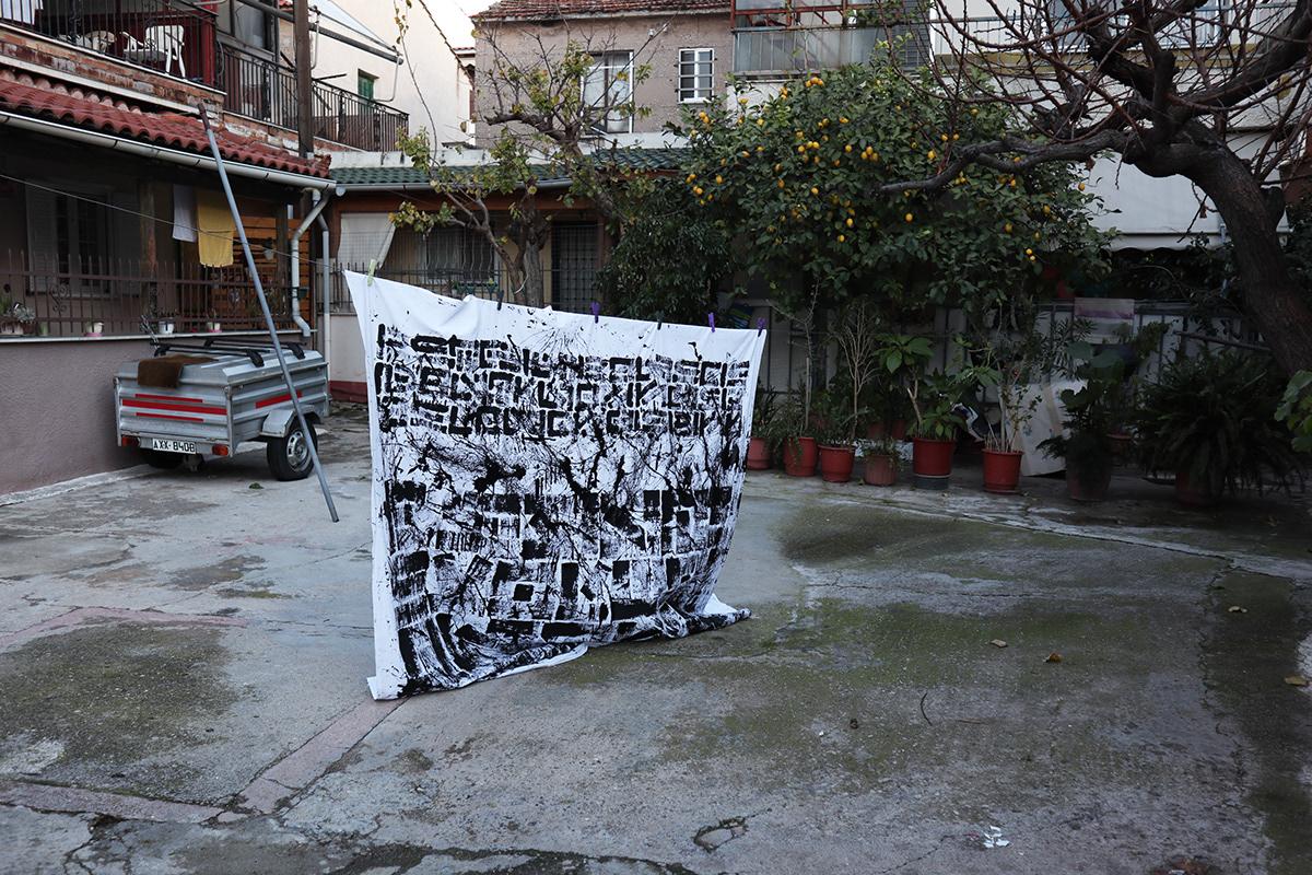 thekrank the krank Berlin art Abandonment art intervention contemporary art urban art