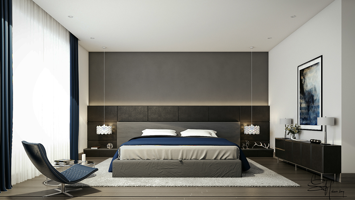 Boys vs Girls Bedroom design on