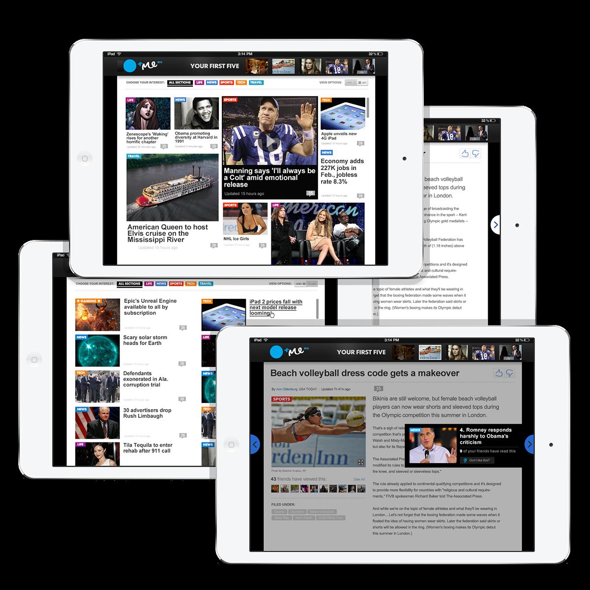 usa today gannett news portal