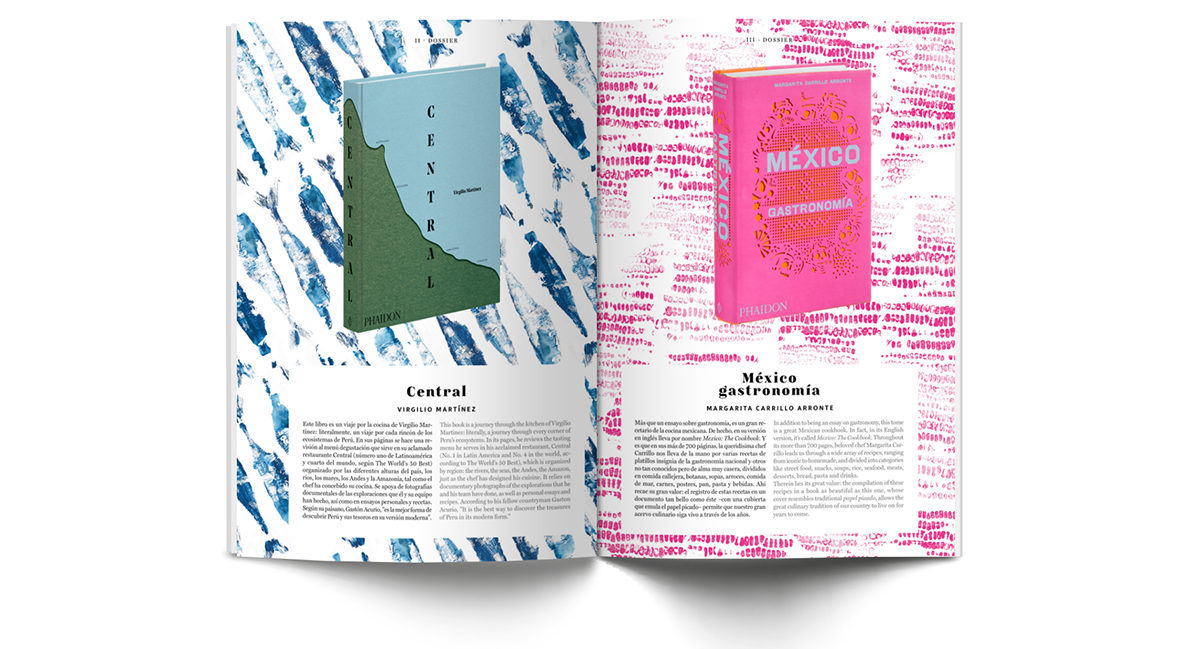Dossier: Páginas que saben / Pages with flavor on Student Show