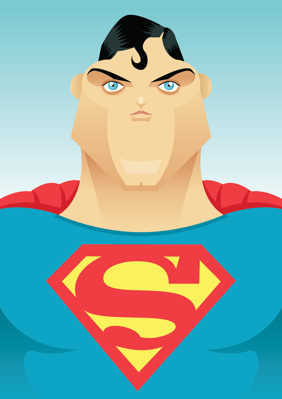 Открыток, приколы про супермена картинки