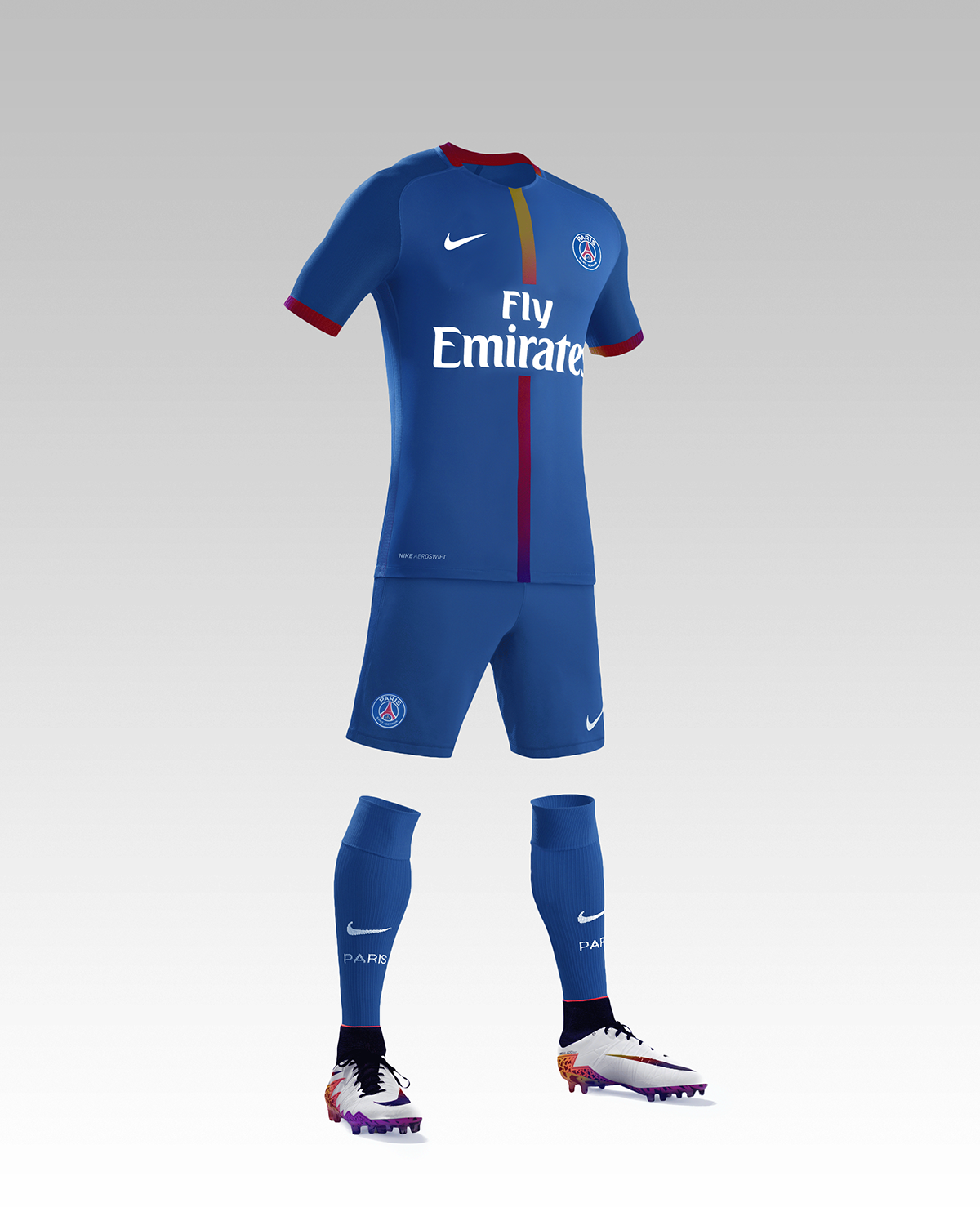 Design PSG Kit Season 2017 2018 On Behance