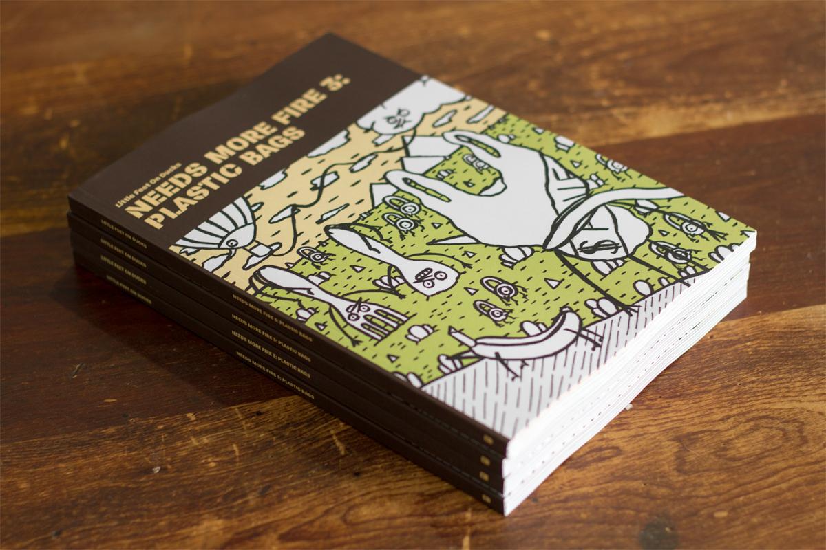 comics ILLUSTRATION  book Cat vector art graphic design  editorial print fire