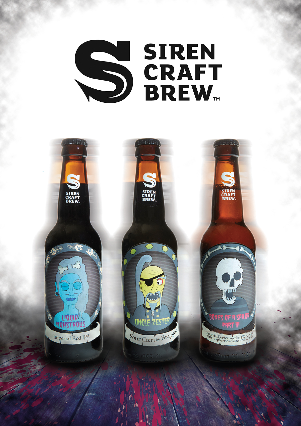 siren craft brew get inspired in label design great lakes label 2940