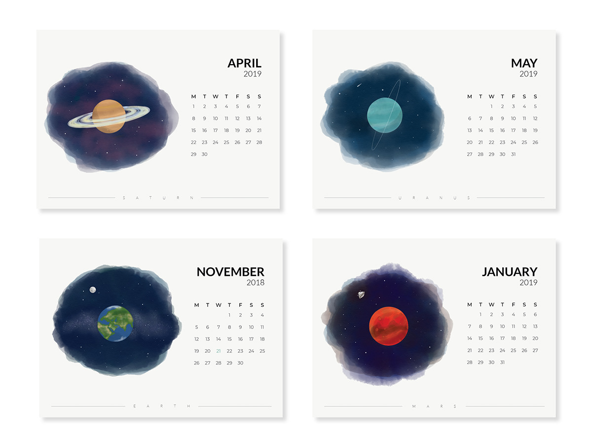 Space  solar system Planets
