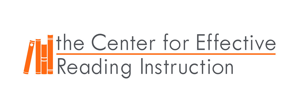 The Center For Effective Reading Instruction On Behance