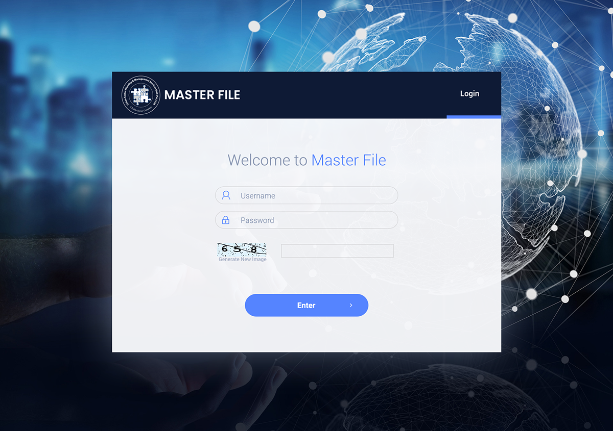 Master File Management System On Student Show