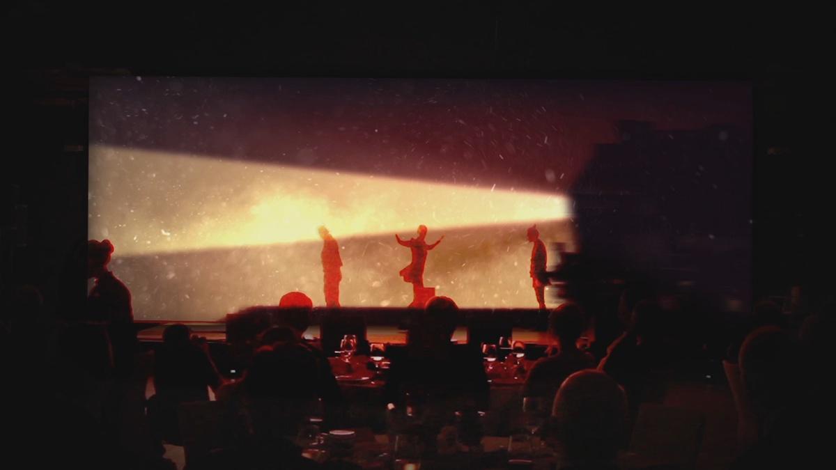 video,Mapping,Performance,Show,screen,Choreography  ,rock,destruction,3D,projection,DANCE  ,STEAMPUNK,chrome,DMM,Maya