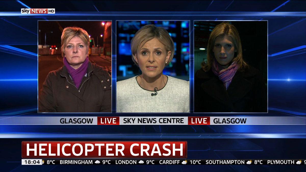 Sky News 2012 Ancillaries on Behance