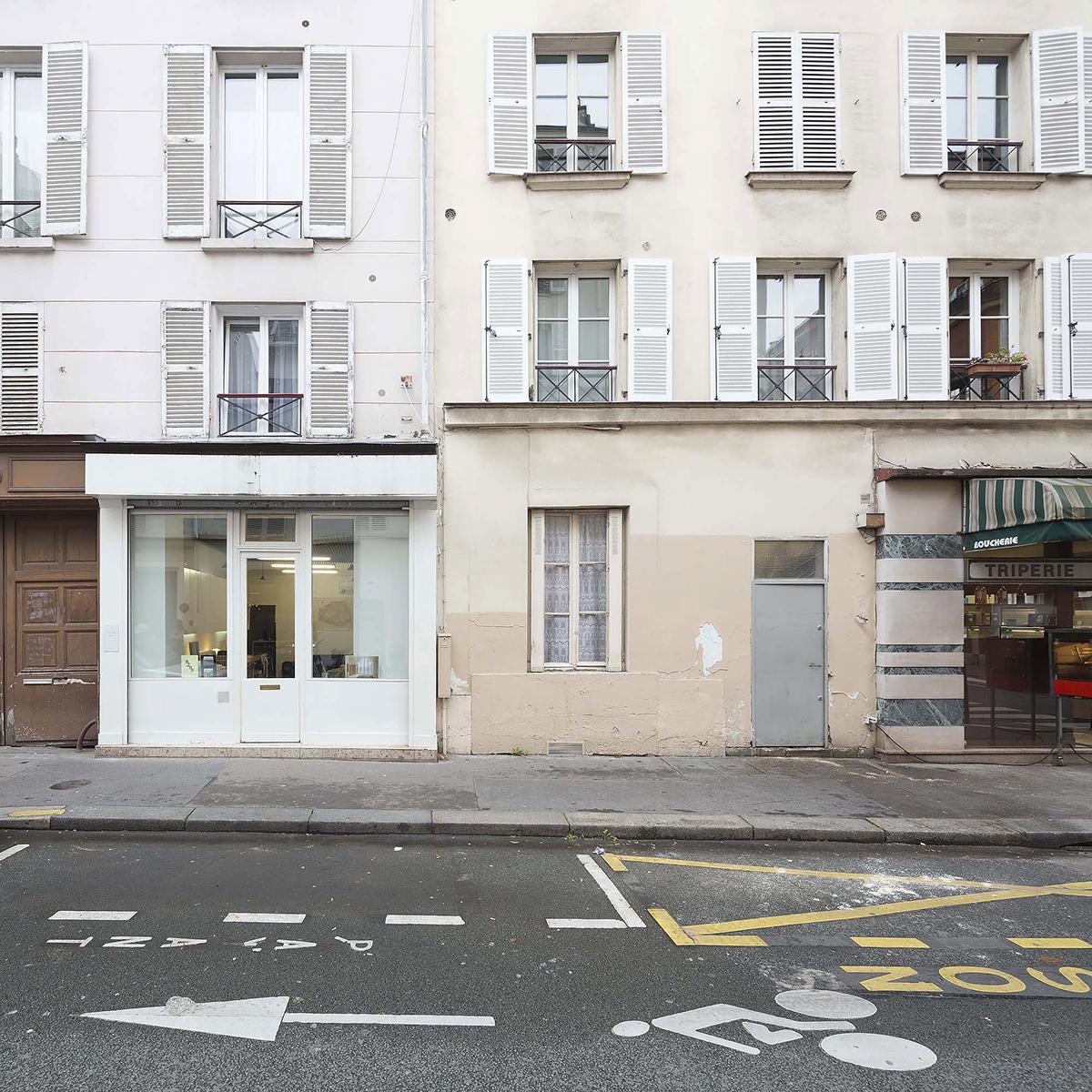 parisian architects on behance. Black Bedroom Furniture Sets. Home Design Ideas
