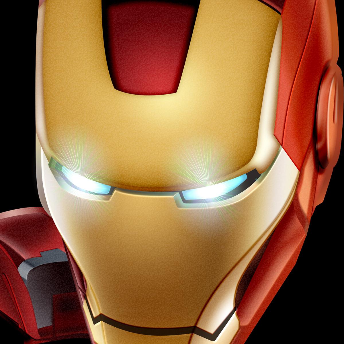Iron Man Fan Art on Behance
