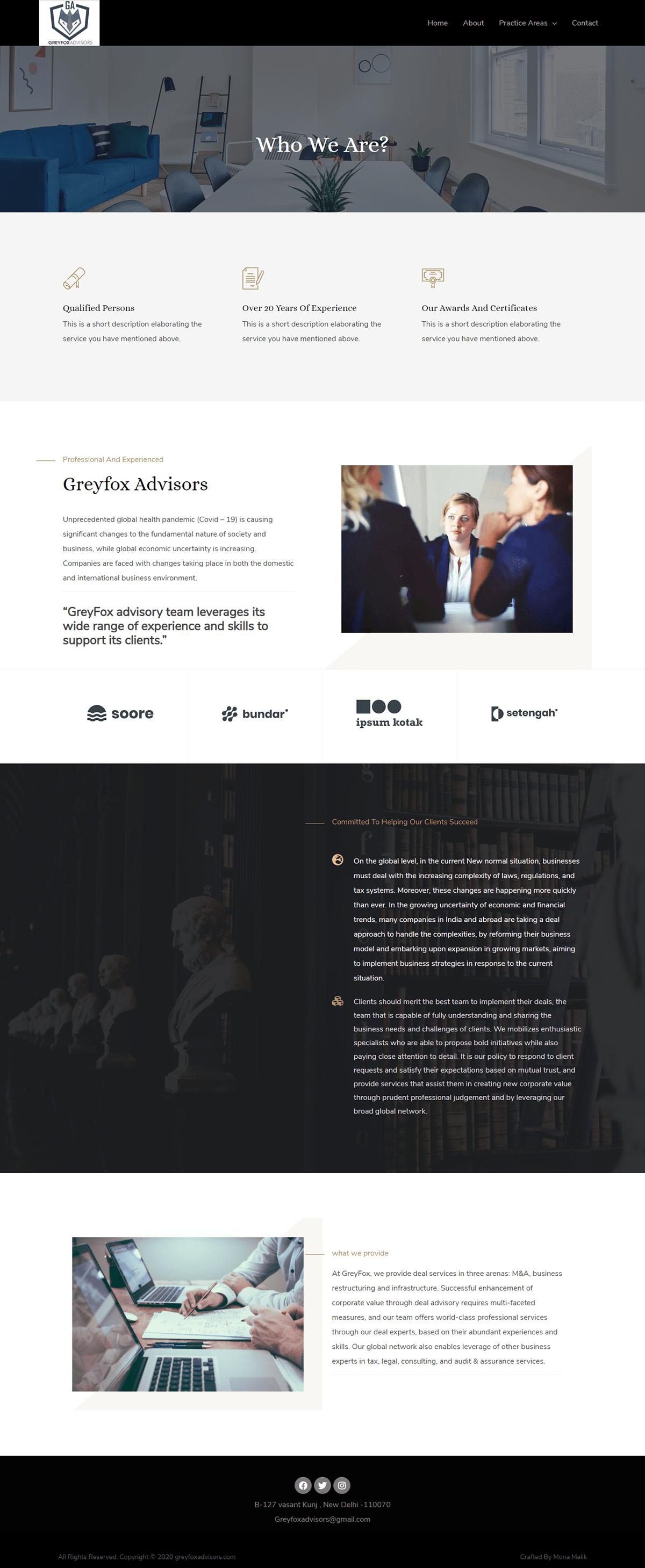 monawebdeveloper Web Design  Website