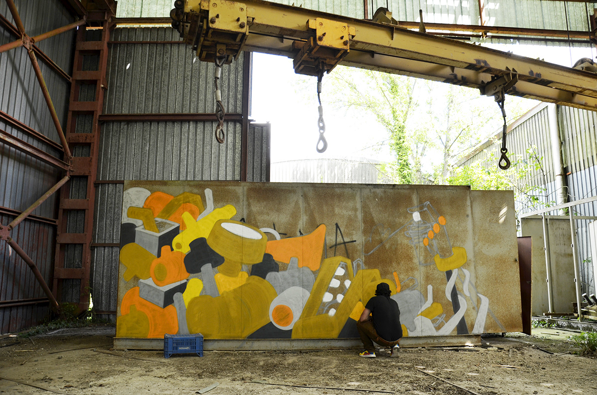 art factory mutonia trash