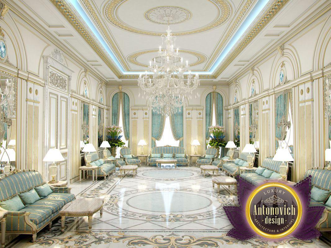 Interior Designs By Luxury Antonovich Design On Behance