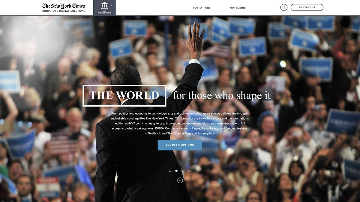 NYTimes Responsive Design