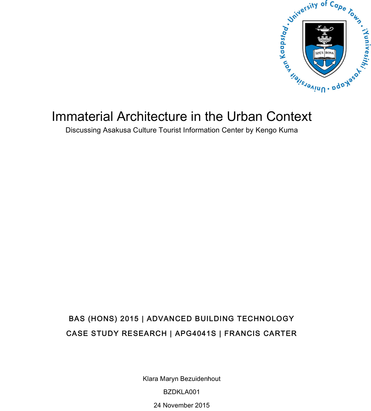essay immaterial architecture in the urban context on behance