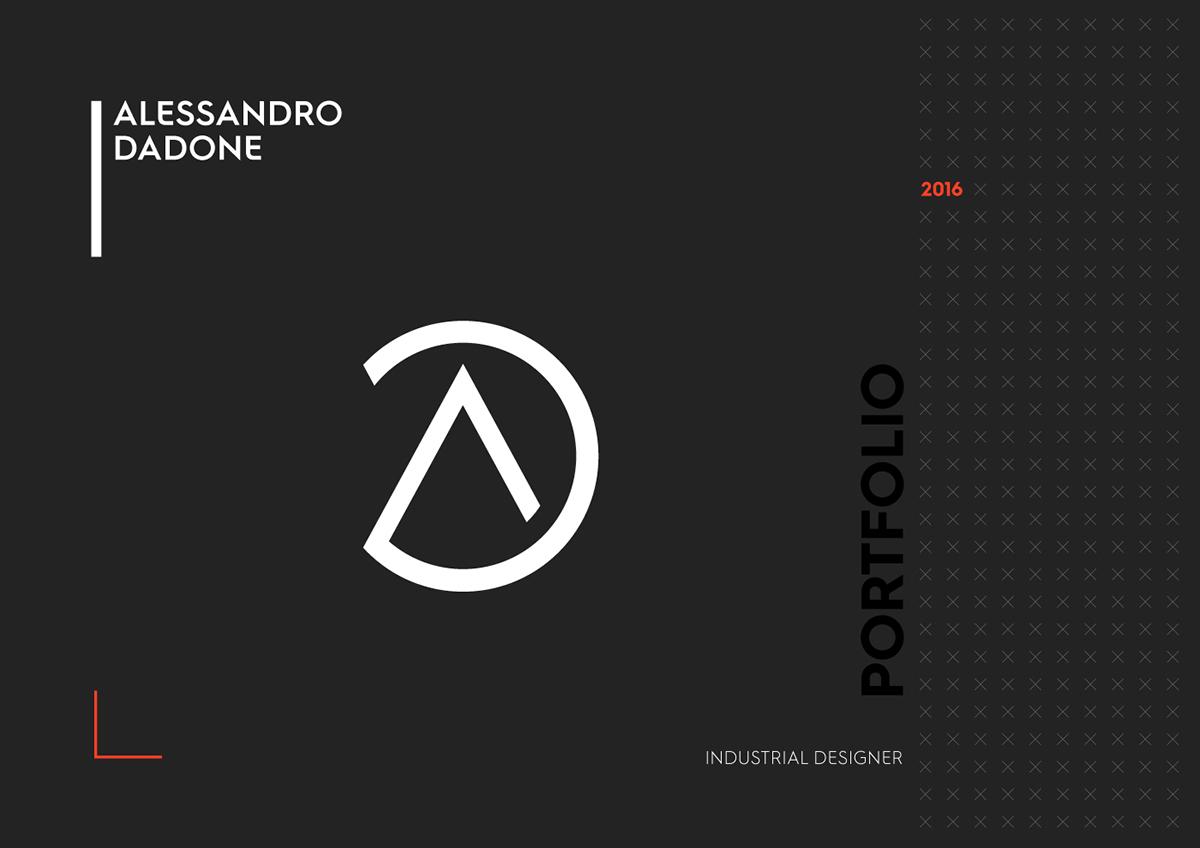 Populaire Industrial Design Portfolio // Alessandro Dadone on Wacom Gallery YL42