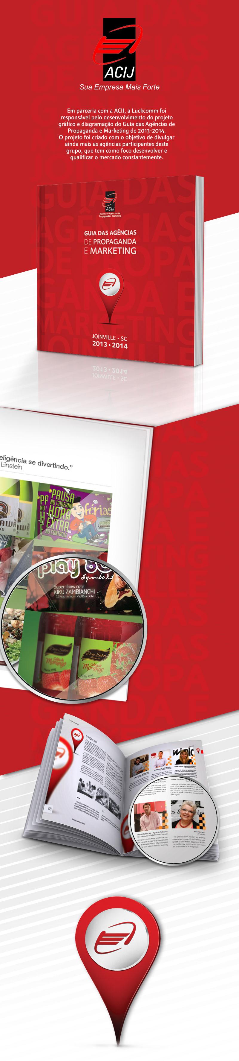luckcomm design acij editorial