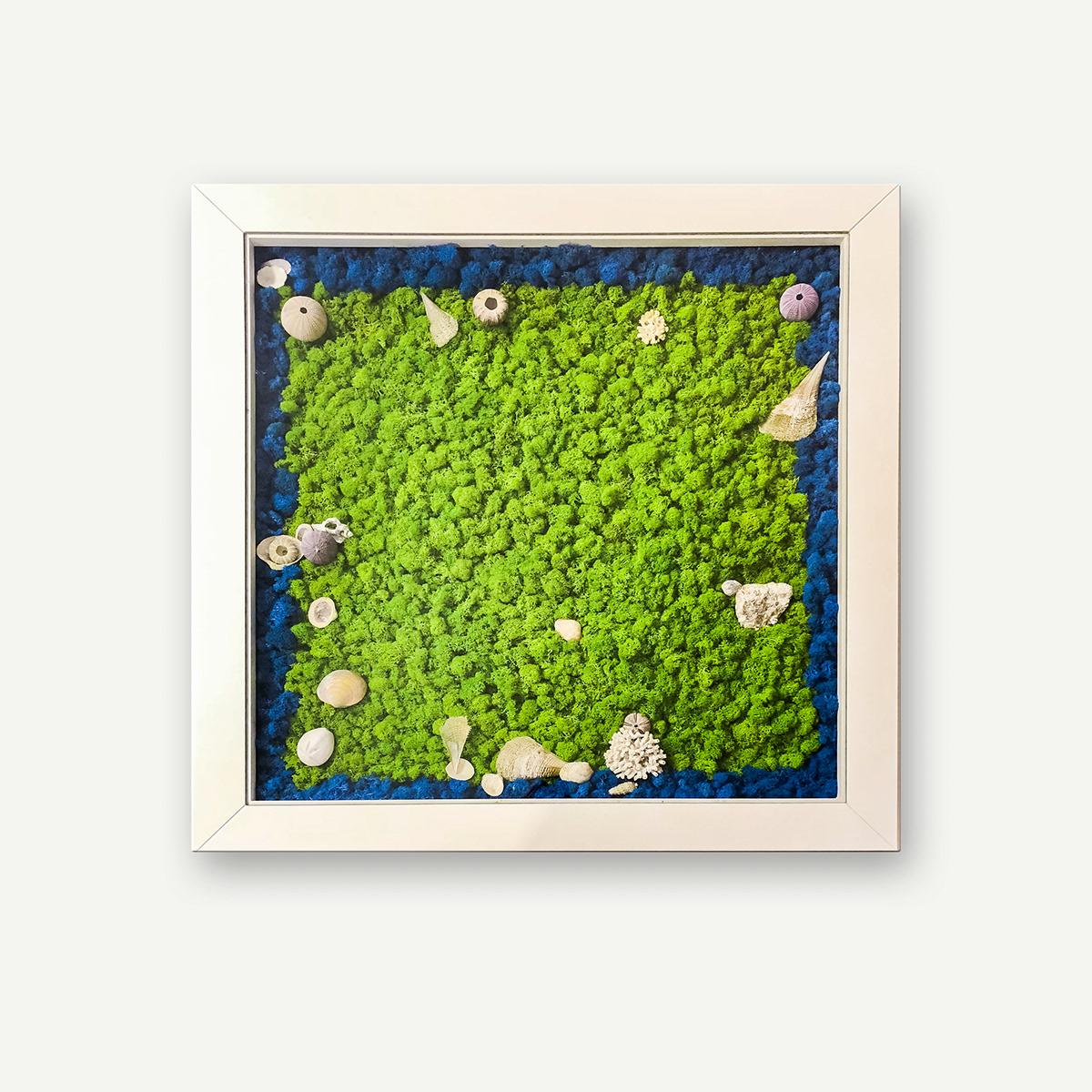 scandinavian moss polar moss preserved moss greenery Natural Interior Design green design