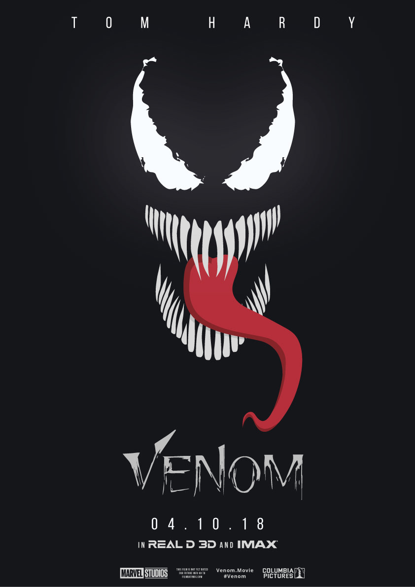 Venom Movie Posters July 2018 On Behance