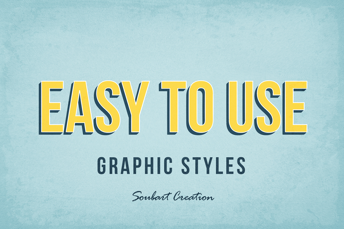 21 Vintage & Retro Graphic Styles | DOWNLOAD | on Student Show